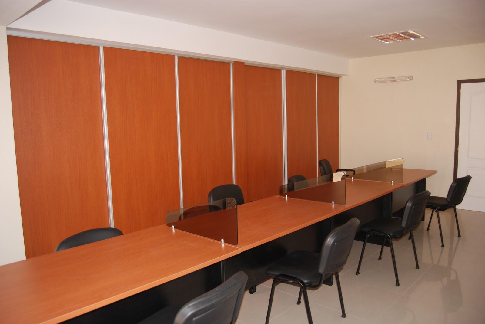 Ensamble oficinas y comercios for Muebles de oficina la plata calle 57