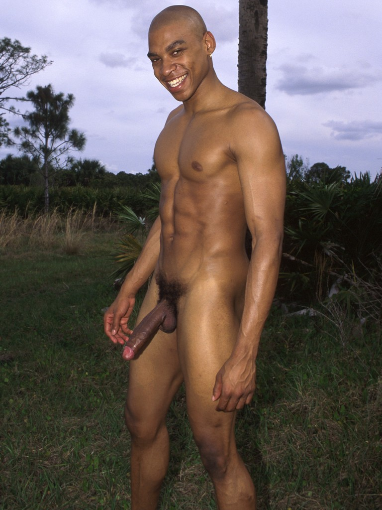naked boy black butt