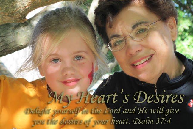 My Heart's Desires
