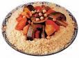 la Recette  du Couscous Marocain