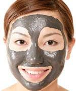 la beauté par les masque d'argile