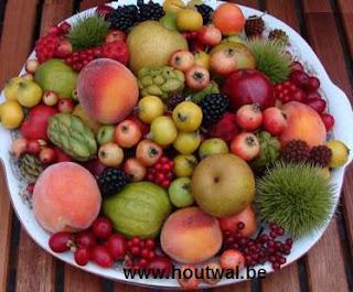 uitheemse vruchten