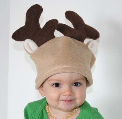 a little reindeer