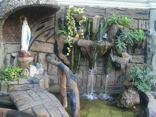 Enviroment landscaping blog for Garden grotto designs