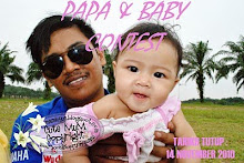 PAPA AND BABY CONTEST (14 NOV 10)