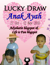 LUCKY DRAW ANAK AYAH (12 NOV 10)