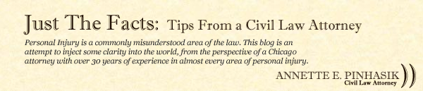 Just The Facts: Tips from a Civil Law Attorney