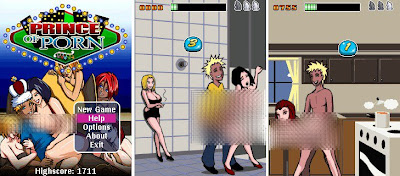 Skin games prince of porn naked female ass