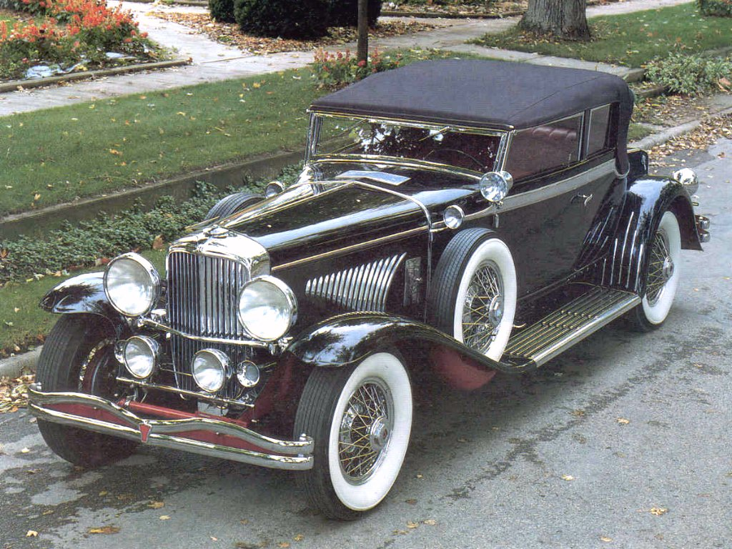 Classic cars magazine duesenberg j 1928 usa for American and classic cars