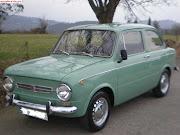 . en España bajo licencia de Fiat, estando basado en el Fiat 850 italiano.