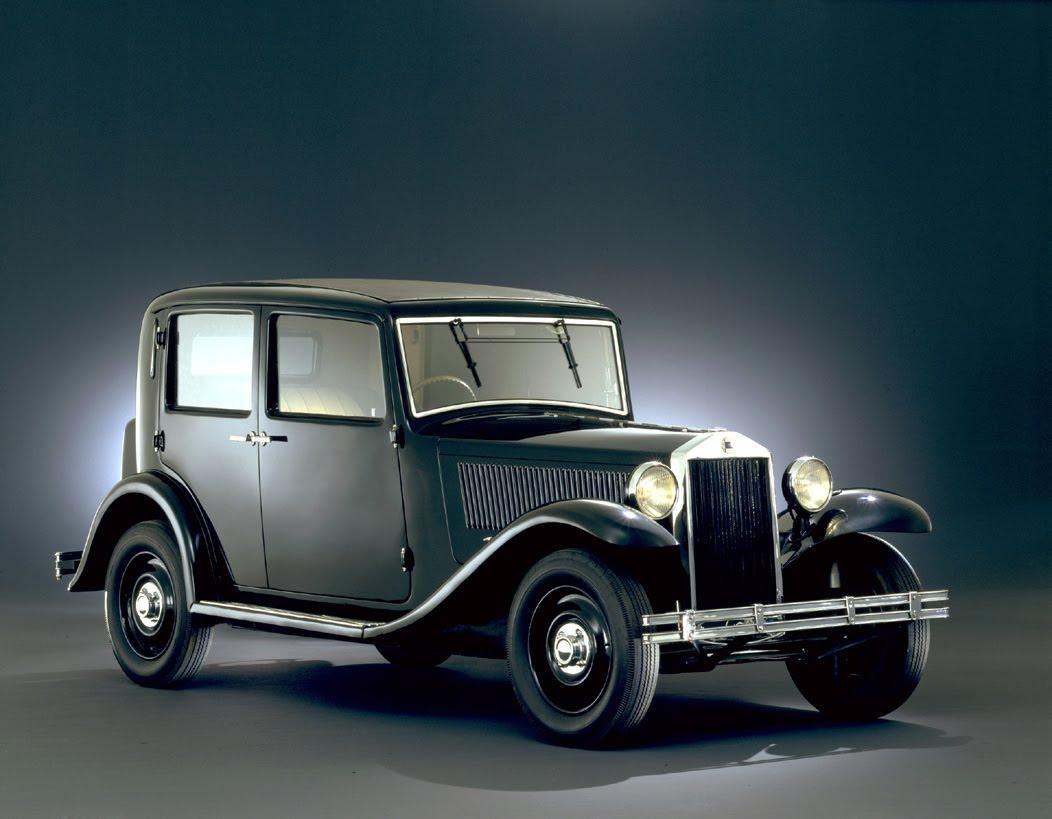 Lancia Augusta (1933, Italia)