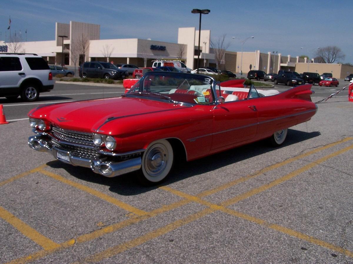 Coches Clásicos Americanos. Autos Antiguos.: Cadillac ...