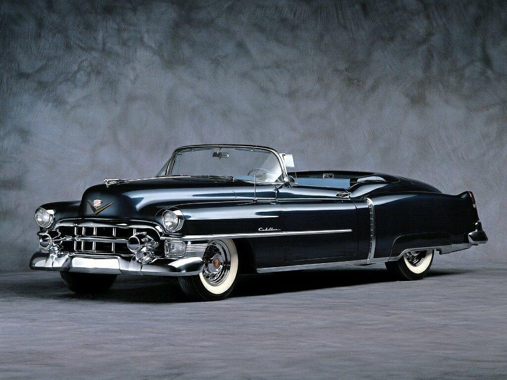 Cadillac Eldorado (1953-1978):
