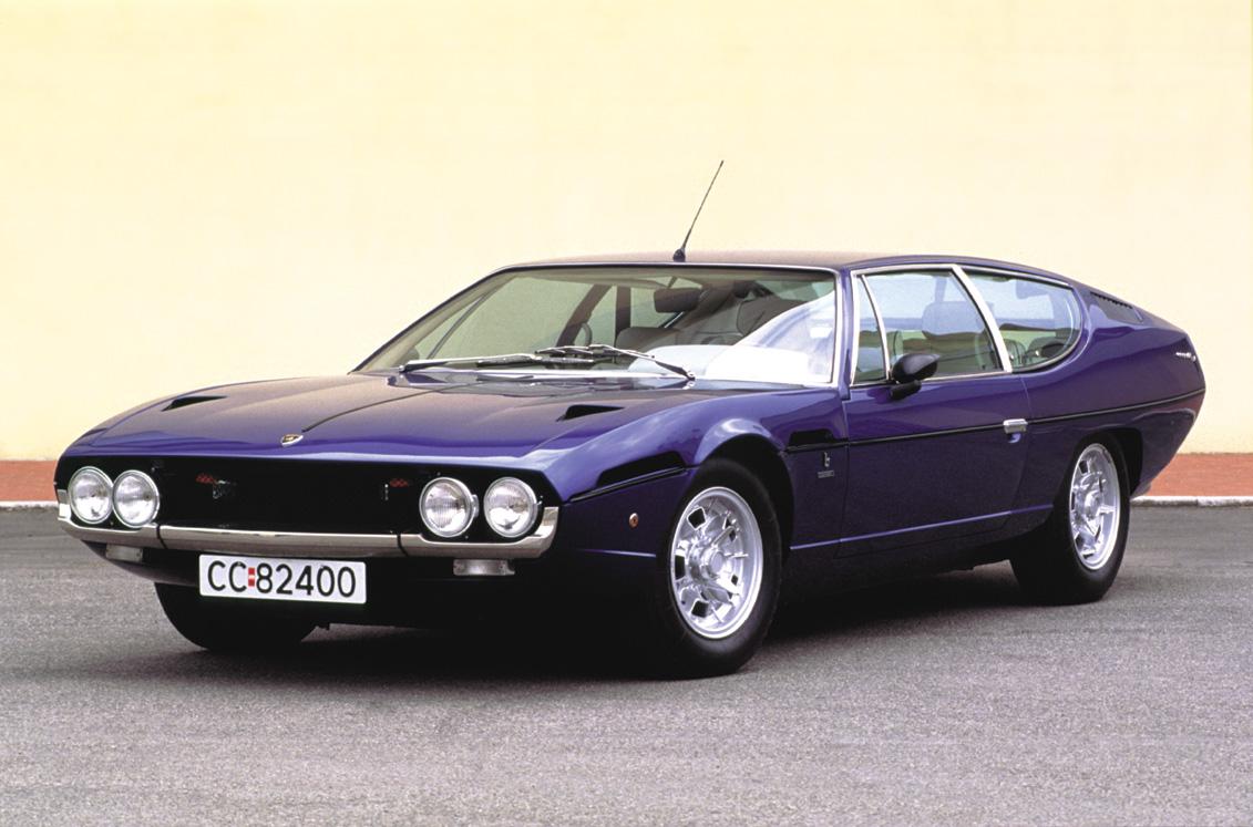 Coches Clásicos Americanos. Autos Antiguos.: Lamborghini Espada