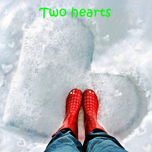 ♥ Two Hearts ♥