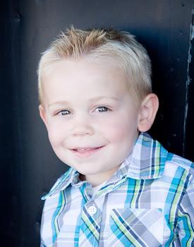 Nathan Frank   -    Age 3