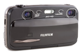 High Technology Product Reviews | Trends and News | Finepix Real 3D W3 From Fujifilm
