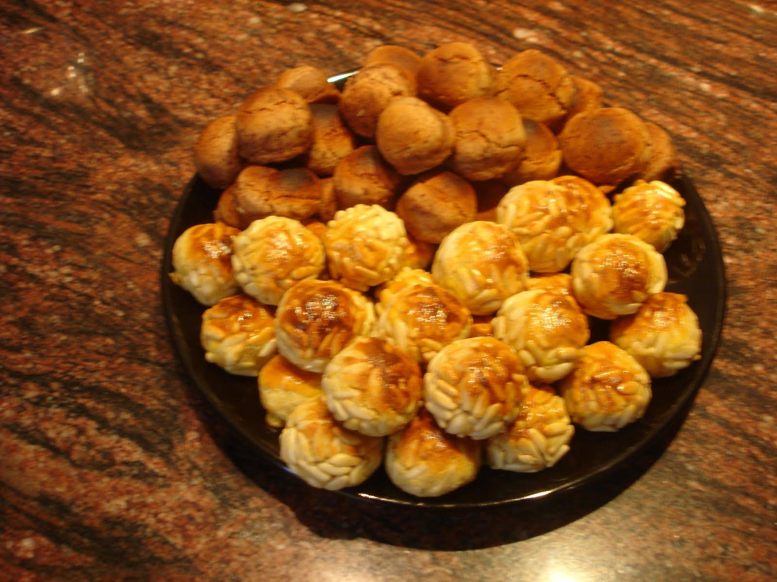 Receta de cocas de todos los santos
