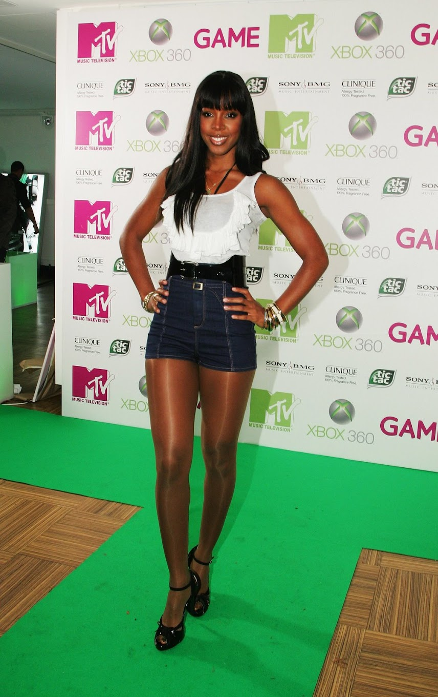 Kelly Rowland de Destiny's Child