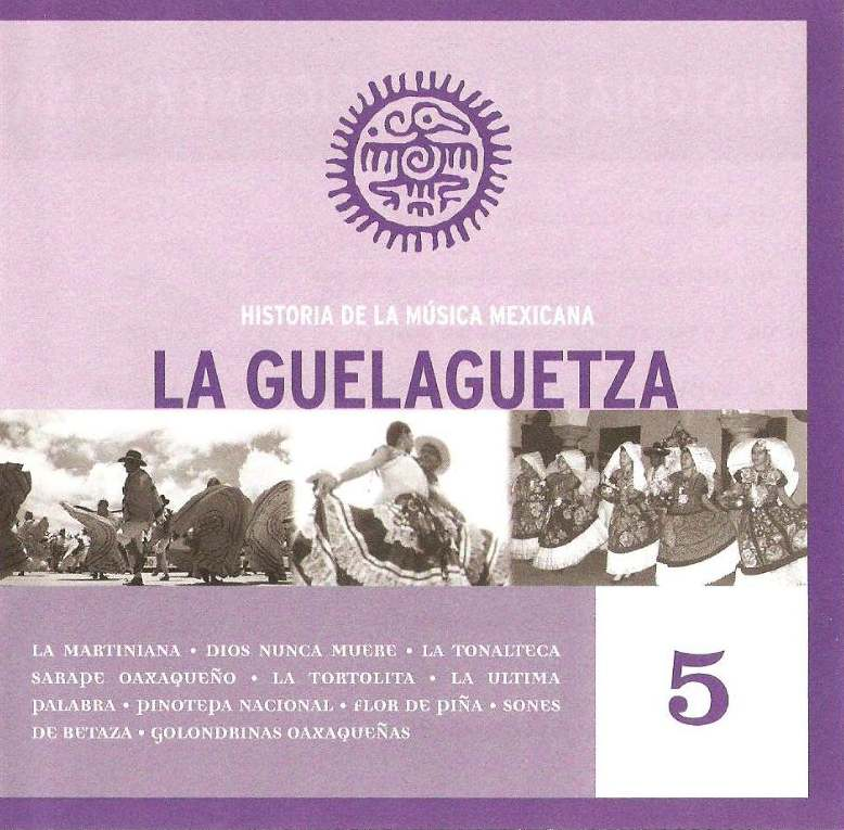 MARIMBA HERMANOS MORENO GARCIA - LA GUELAGUETZA La+Guelaguetza