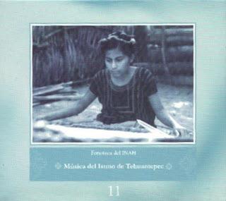 FONOTECA INAH - MUSICA DEL ISTMO DE TEHUANTEPEC Musica+del+istmo+de+Tehuantepec-+INAH+11