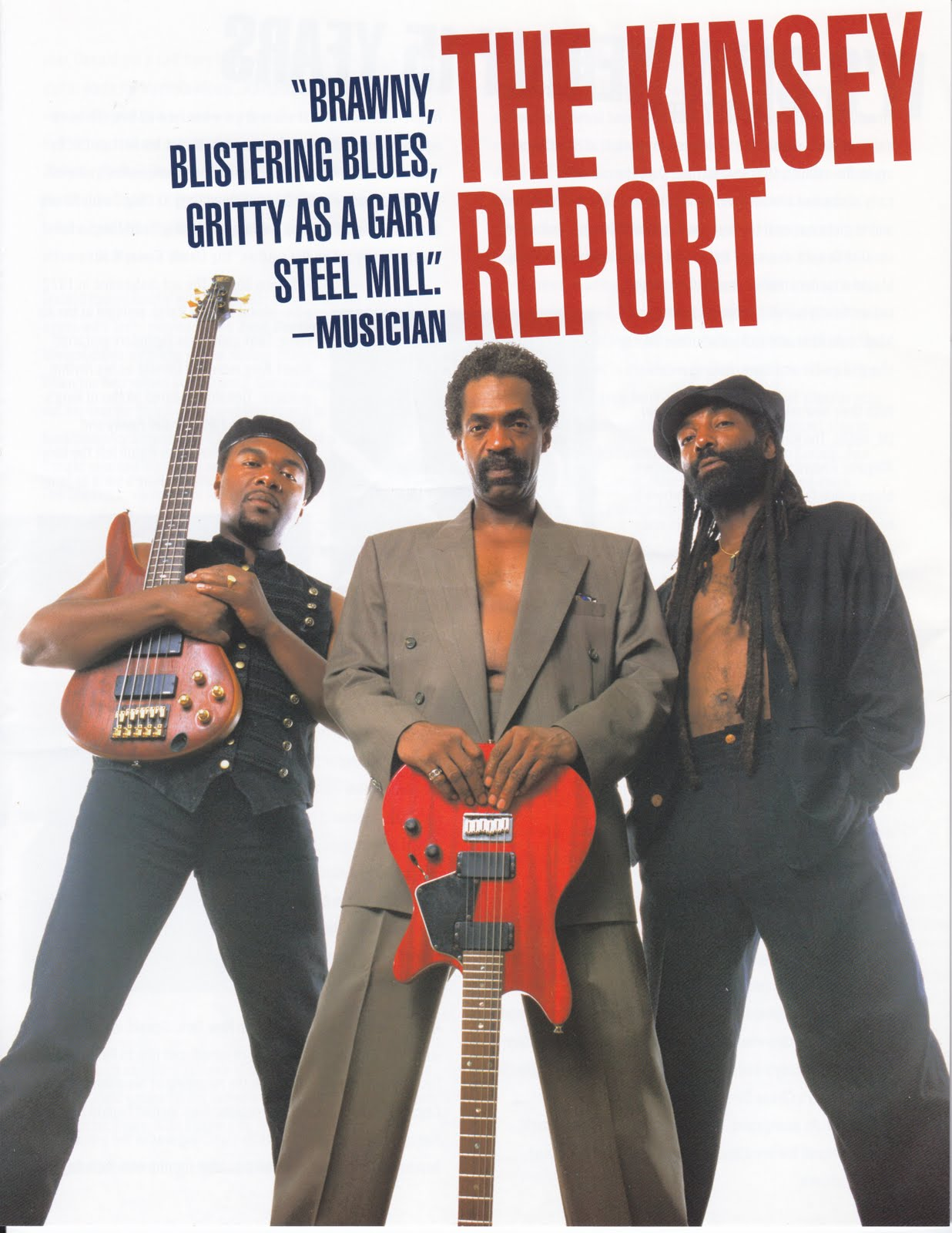 kinsey report The kinsey report 3,583 likes blues lives baby.