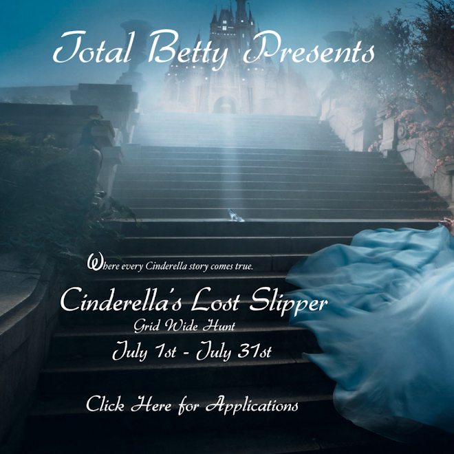 Cinderella's Lost Slipper Grid Wide Hunt