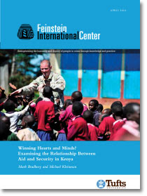 Winning Hearts & Minds? Examining the Relationship Between Aid & Security in Kenya