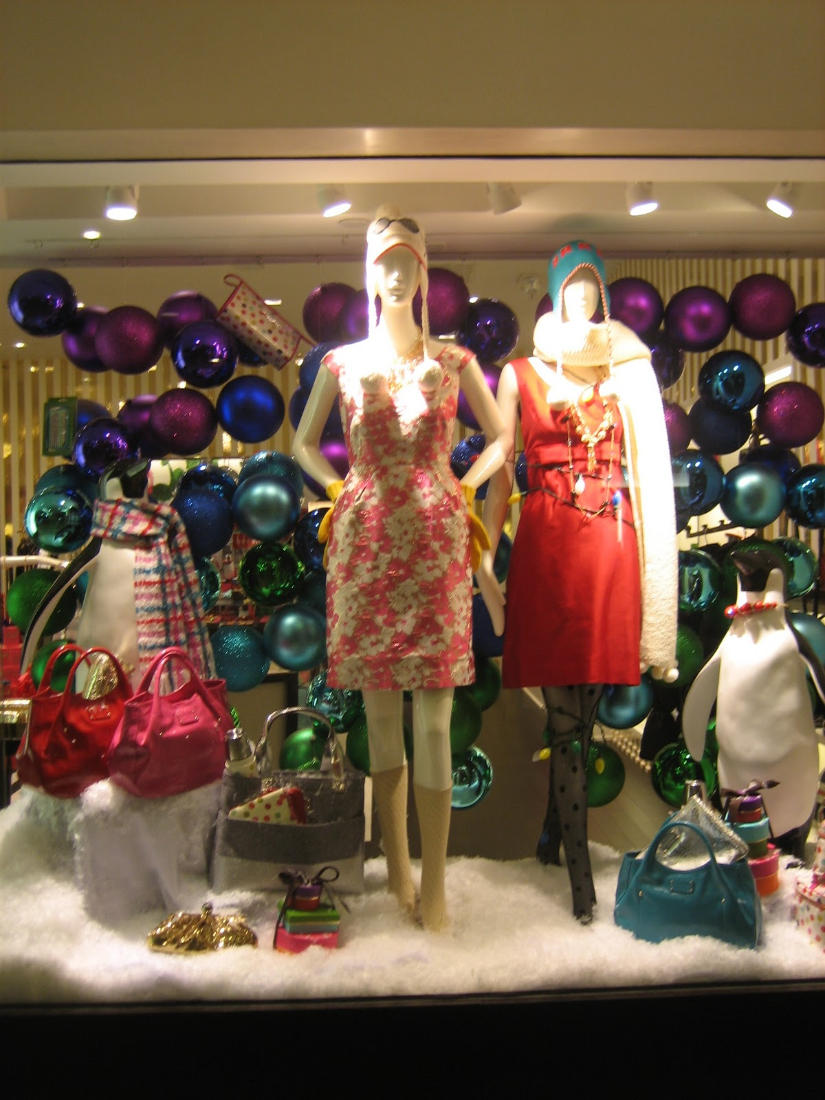 Turn Up The Rad Blog: Christmas inspiration: Kate Spade