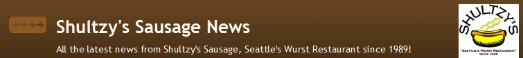 Shultzy's Sausage News