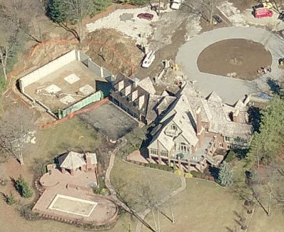 A Look At Businessmen And Their Mega Mansions Homes Of