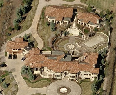 Carmelo Anthony's Colorado Mega-Mansion