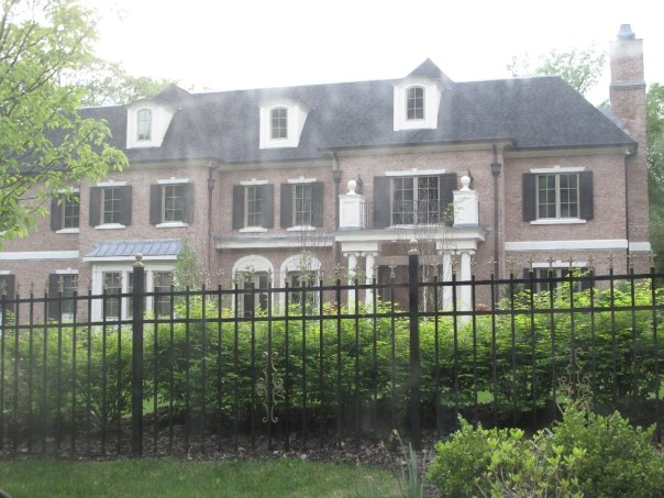 Pictures of alpine mansions taken by a homes of the rich for Alpine nj celebrity homes