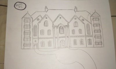 Future Homes Drawing