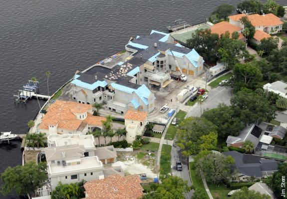 Pics Of Derek Jeters Massive Tampa Mansion Homes Of The Rich