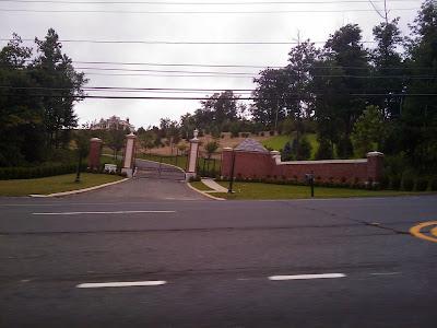 Pics of Arnold Chase's Mega Mansion