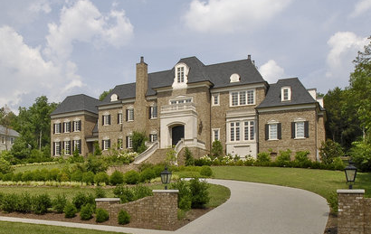 Palatial Tennessee Manor Homes Of The Rich