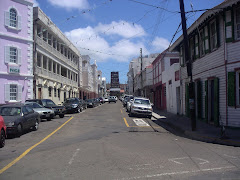ST. KITTS 2. Una Calle
