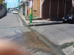 ST. KITTS 6. Agua sucia