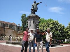 REP DOM 13 Monumento a Colón