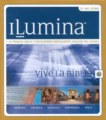 Enciclopedia Biblica 3D iLumina DVD ISO Actualizado al 2010