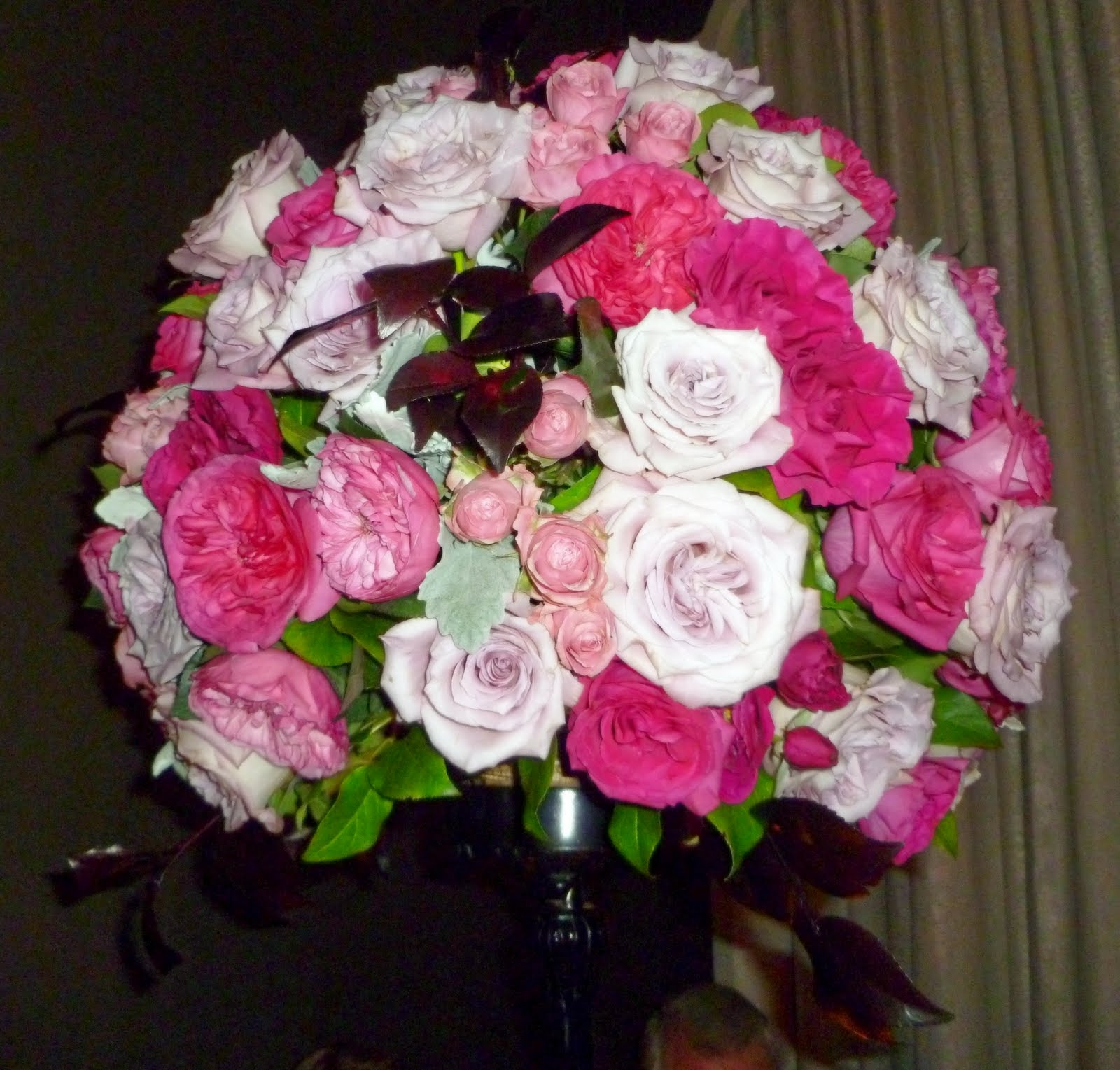 ukraine missouri wedding flowers arrangement