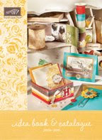 Stampin' Up! 2009-2010 Idea Book & Catalog
