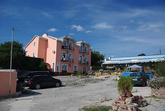 коктебель отель гостиница koktebel hotel
