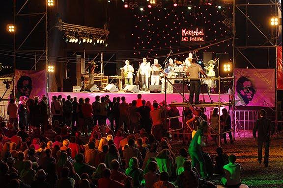коктебель джаз фестиваль koktebel jazz fest