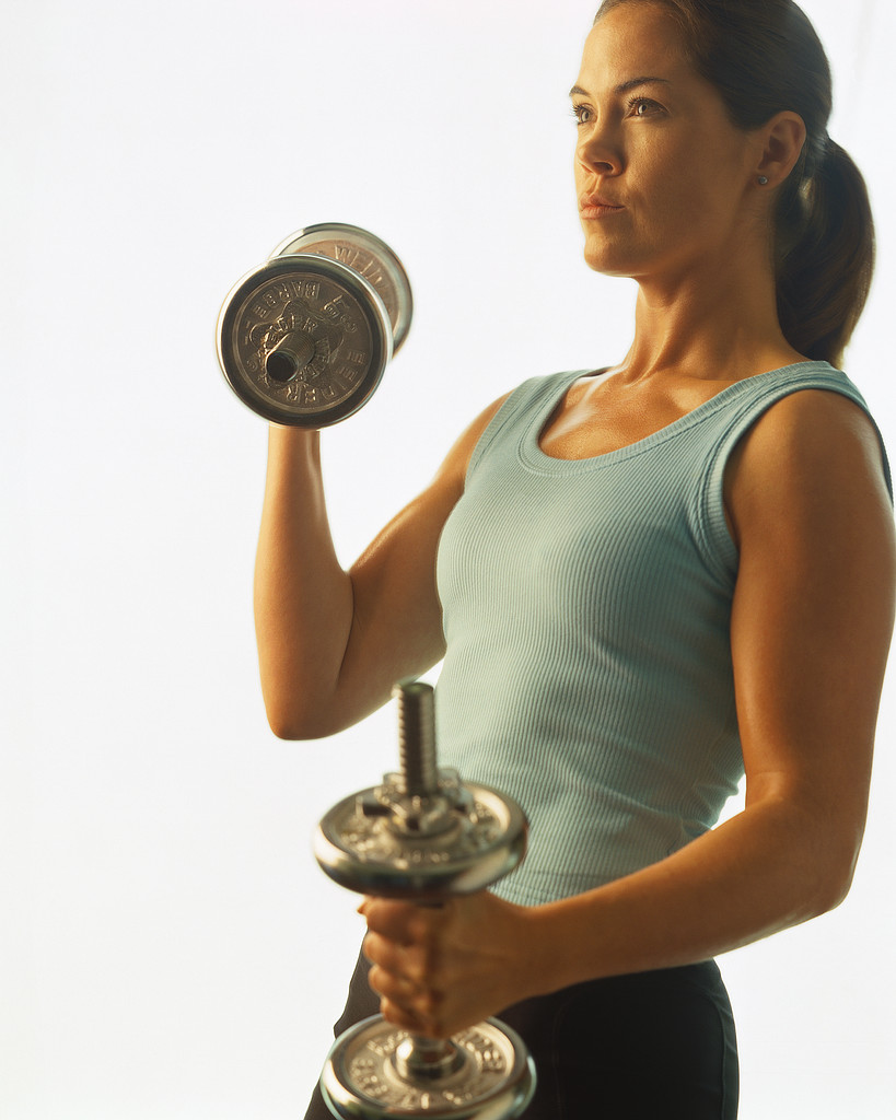 weight lifting It's important for those who are new to weight-lifting and dealing with the fatigue, soreness, and doubt that often come with this new workout to remember that it'll start to feel easier over time.