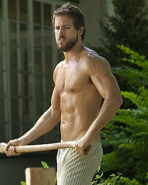 Ryan Reynolds Supplements on The Healthy Boy  Celebrity Body Secrets   Ryan Reynolds