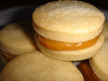 Alfajores De Dulce De Leche