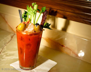 Surf and Turf Bloody Mary