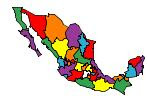 Mexican states I have traveled in